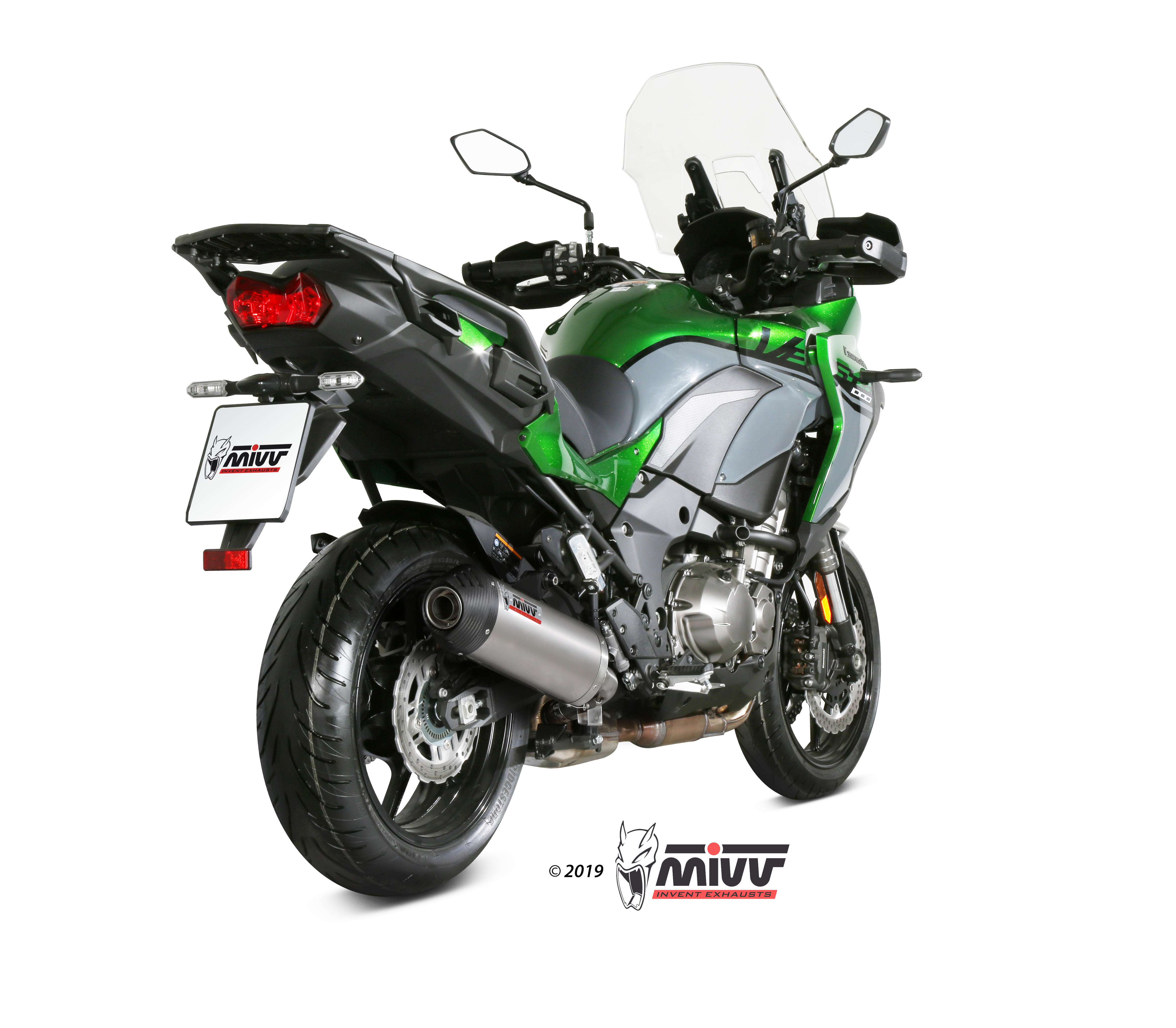 Scorpion CAT ByPass Pipe Yamaha YZF R1 2015-Current